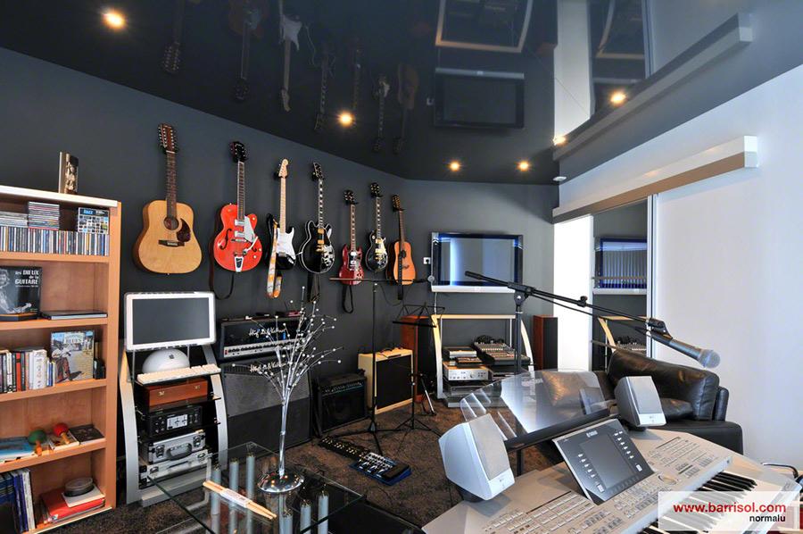 d co studio de musique