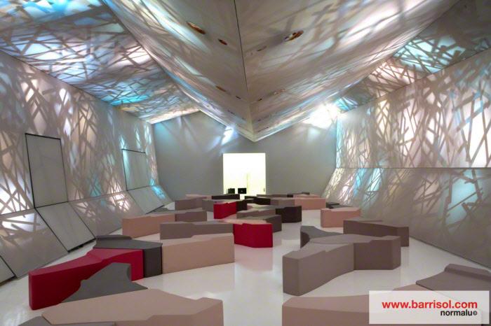 Barrisol Lumi Re Le Plafond Tendu Lumineux